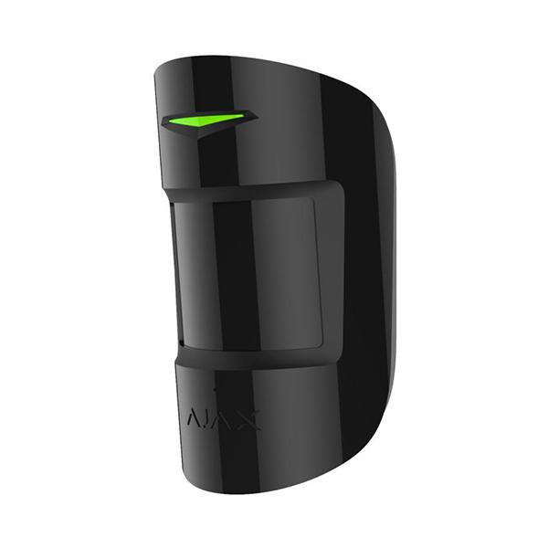 Беспроводной датчик движения и разбития Ajax CombiProtect черный