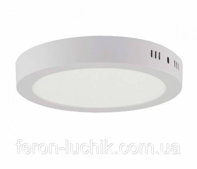 Светильник накладной потолочный круглый CAROLINE-18 HOROZ