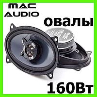 Автомобільна акустика MAC AUDIO MAC MOBIL Street 915.2 Овали 160Вт