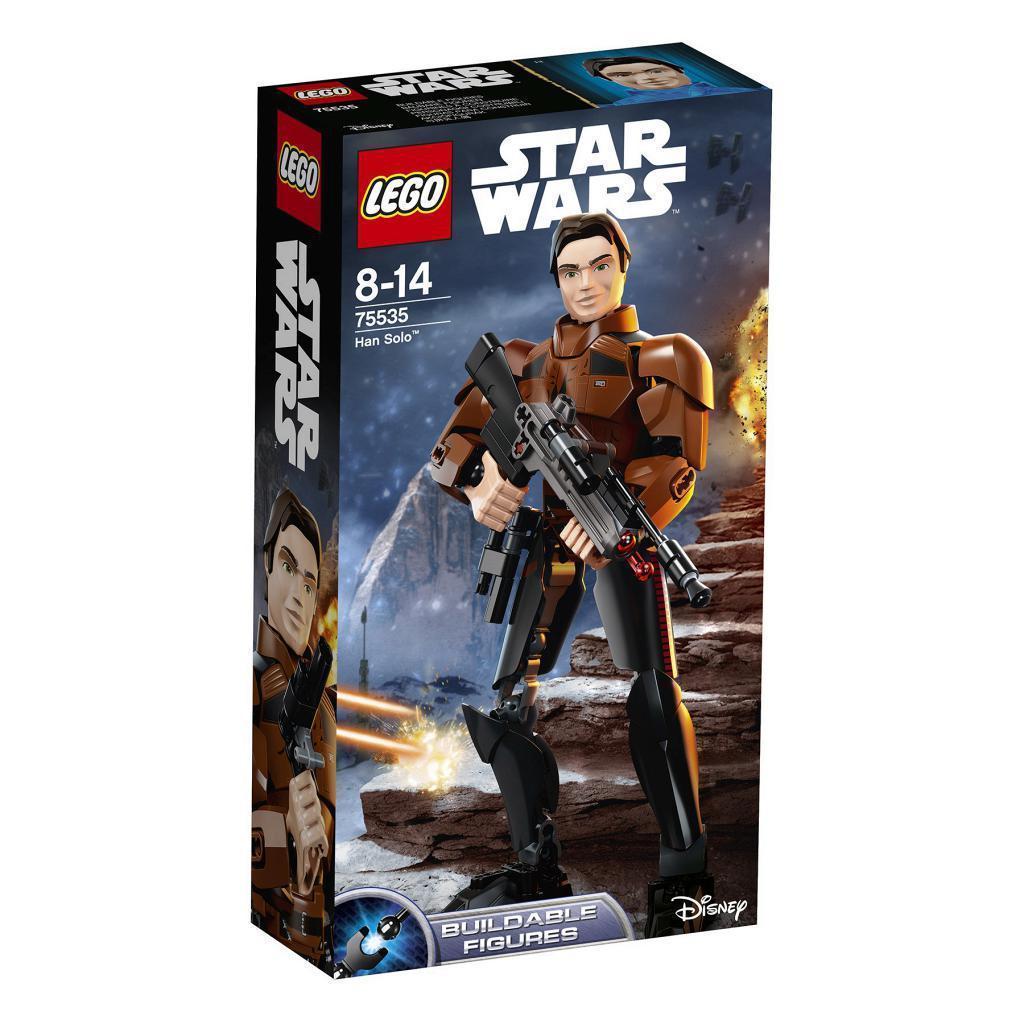 Lego Star Wars Хан Соло 75535