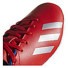 Детские сороконожки Сороконожки Adidas X 19.4 TF Junior (BB9417) Оригинал, фото 7