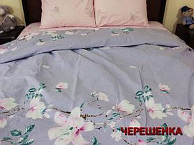 """Двуспальный набор постельного белья 180*220 из Бязи """"Gold"""" №15980AB Черешенка™, фото 2"""