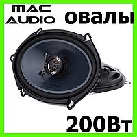 Автомобільна акустика MAC AUDIO MAC MOBIL Street 57.2 Овали в машину 200Вт