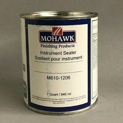 Нитроцеллюлозный грунт для музыкальных инструментов, Instrument Sealer, 1 Qt., Mohawk