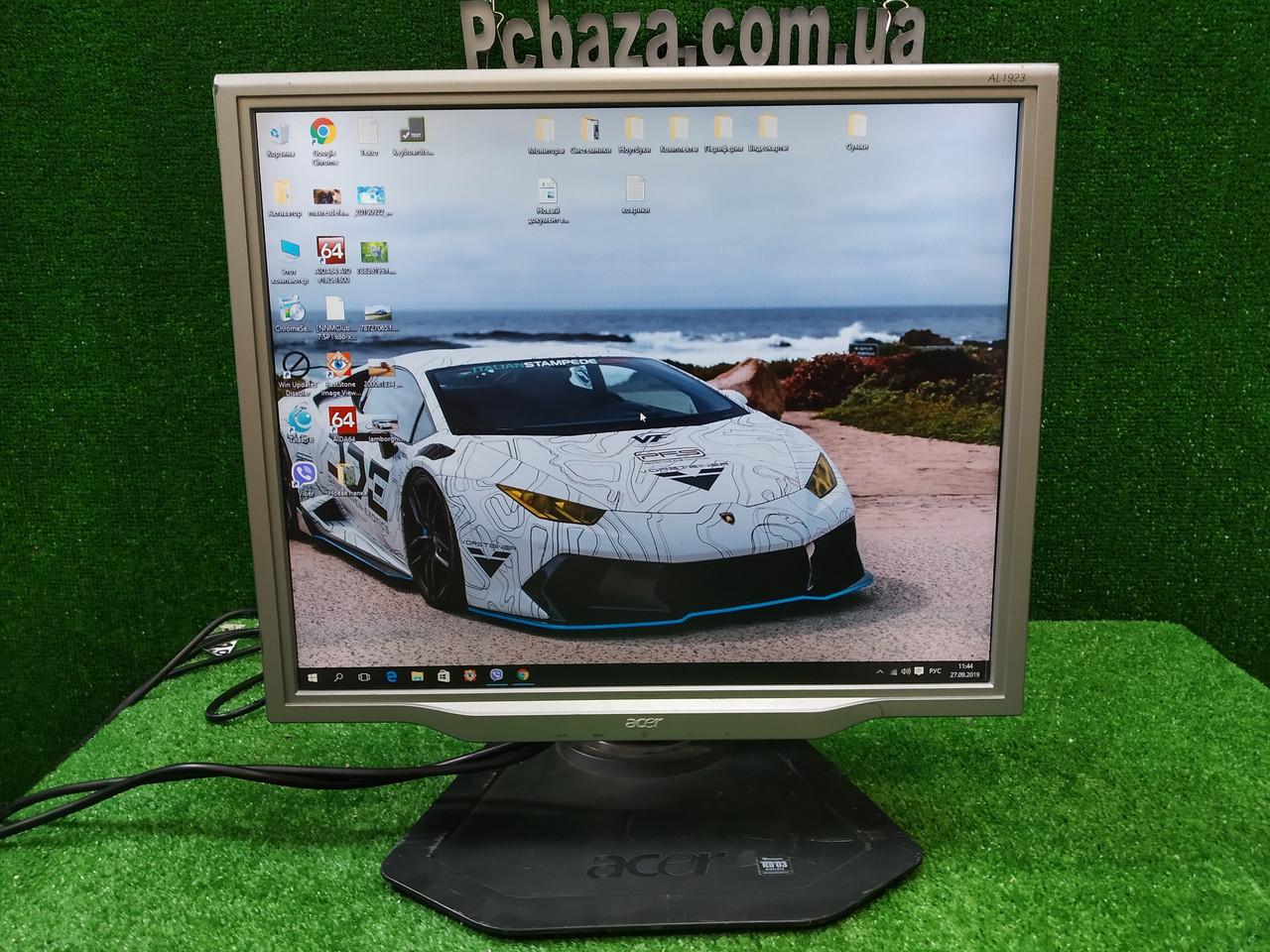 """Монитор 19"""" Acer al1923 PVA"""