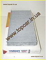 Фильтр салона на Peugeot Expert 07-   Wunder WPK414