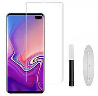 Защитное стекло Primo UV 3D для телефона Samsung Galaxy S10 Plus ( SM-G975 )
