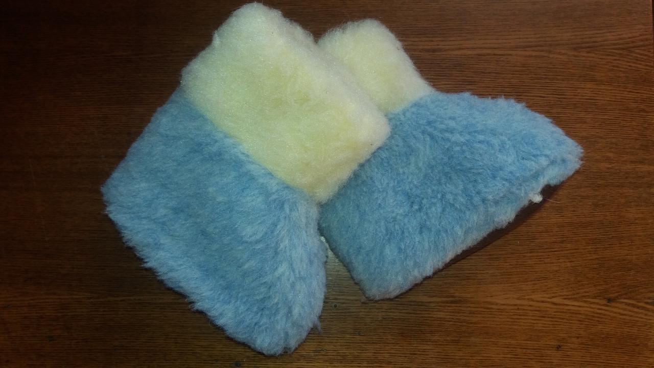 Теплі дитячі чуні-тапки  для хлопчика та дівчинки