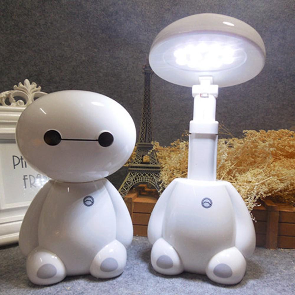 Дитячий світильник нічник на акумуляторі LED Baymax