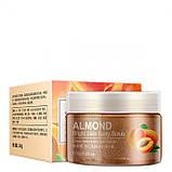 Скраб для тела Bioaqua almond body scrub с экстрактом абрикоса, 120 г, фото 4