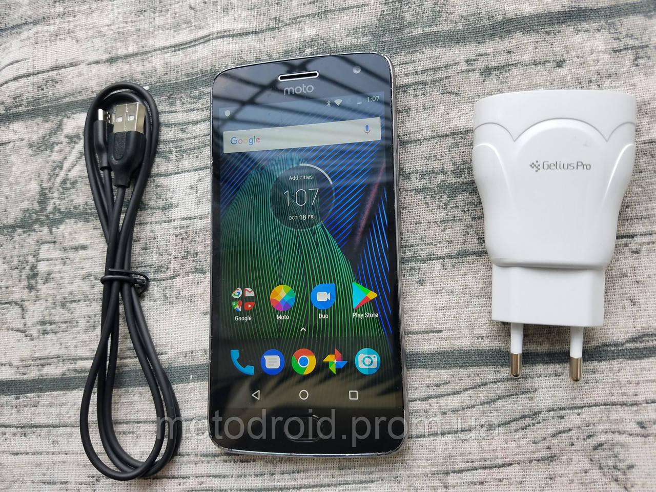 Смартфон Motorola Moto G5 Plus XT1687 32 Gb