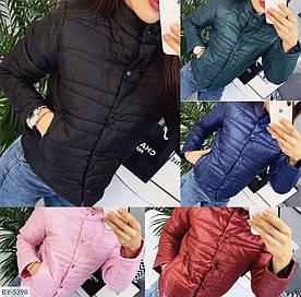Шикарная женская куртка. Размер S, M, L. Ткань синтепон 150. Фото в реале