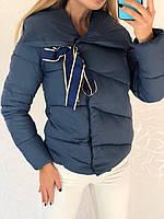 Куртка женская зимняя молодежная в модели 4 цвета