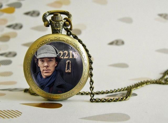 Карманные часыШерлок/ Sherlock