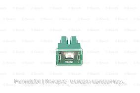 BOSCH Блок-предохранитель 40A  (зеленый), 1 987 529 064