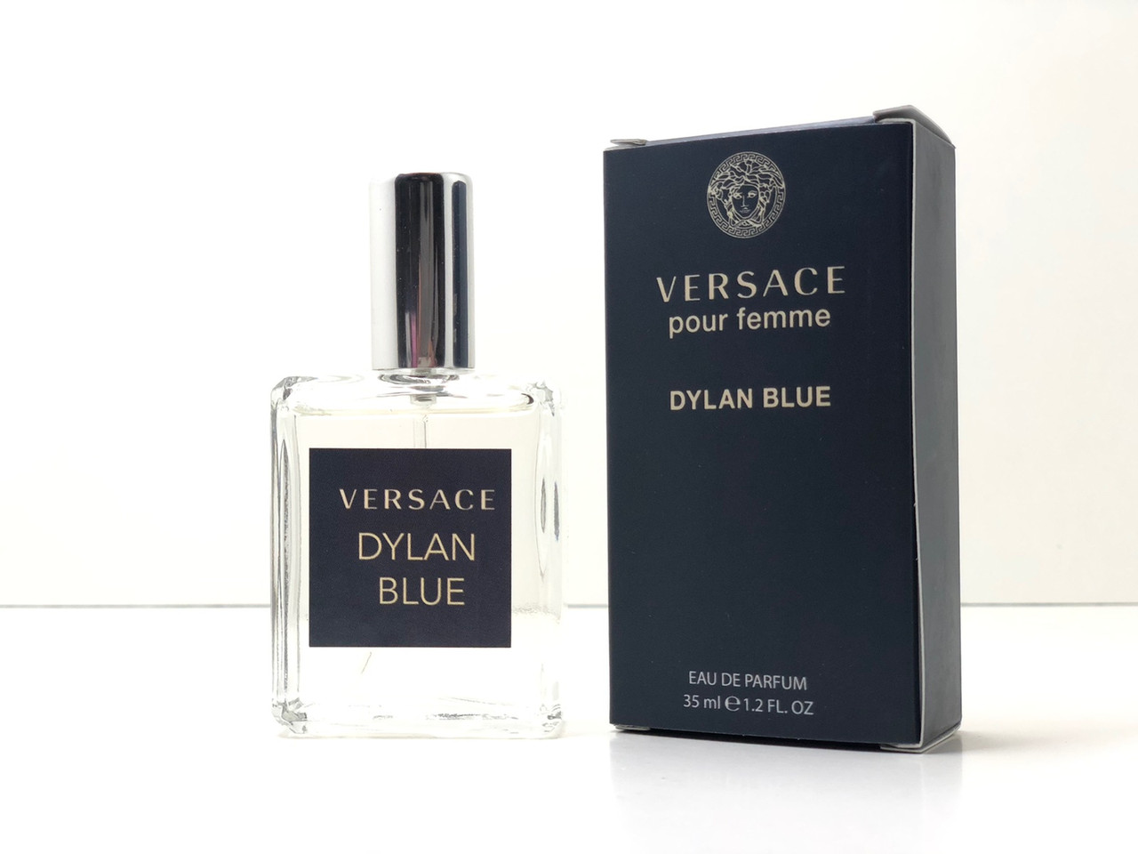 Мини парфюм Versace Dylan Blue Pour Femme (Версаче Дилан Блю Пур Фемм) 35 мл