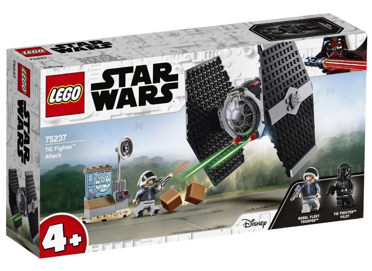 Lego Star Wars Винищувач СІД 75237