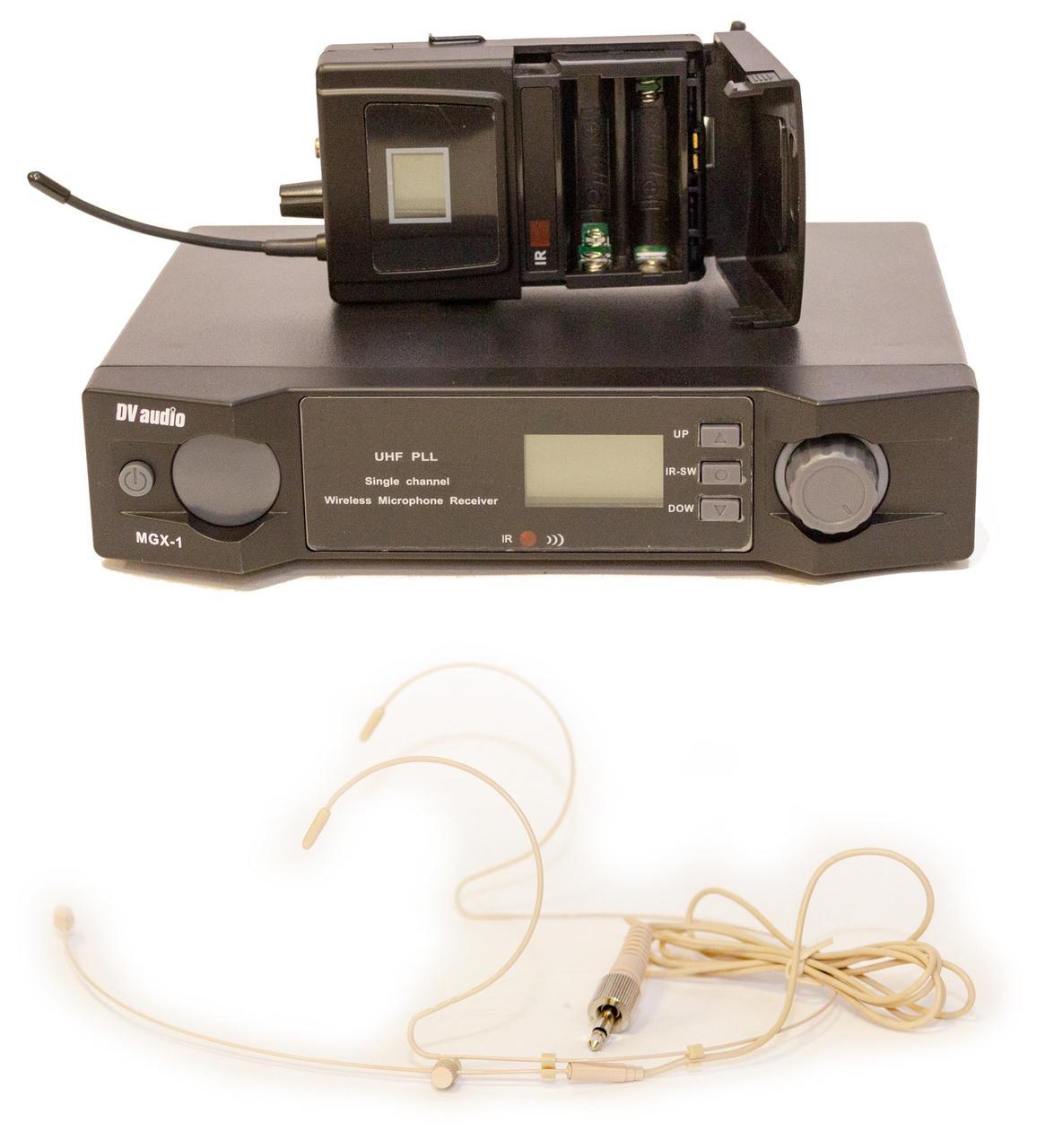Радиосистема DV audio MGX-14B с гарнитурой