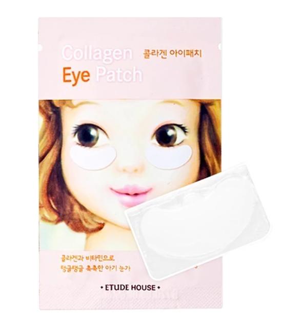 Маска для кожи вокруг глаз Etude House Collagen Eye Patch