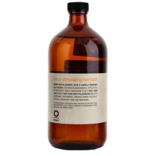 Rolland Oway Micro-Stimulating Shampoo Шампунь против выпадения волос, 950 мл