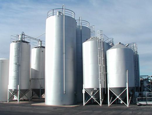 Изготовление резервуаров и емкостей, цена, купить в Каменском ...