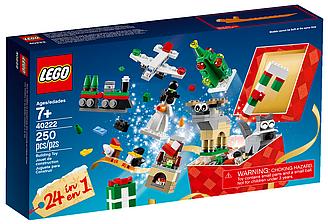 Lego Iconic Рождественские Идеи 24 в 1 40222