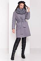 Зимнее утепленное женское пальто (разные цвета, S, M, L, МО-44279), фото 3