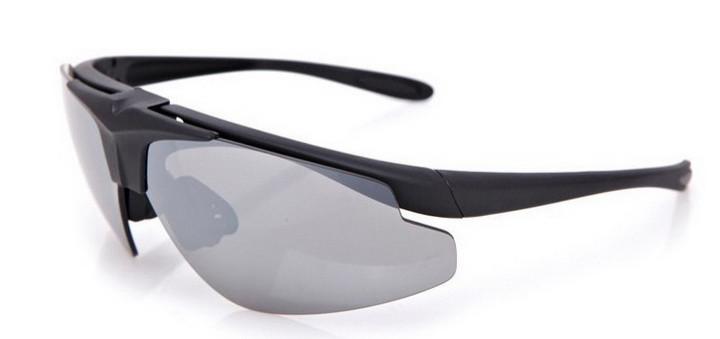 Окуляри тактичні Daisy C1 (3 колір. лінзи, окуляри для лінзи з діоптріями, гумка, чохол), жорсткий кейс