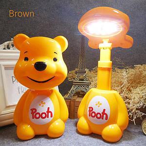 Детский светильник на аккумуляторе LED Винни Пух