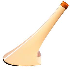 Каблук женский пластиковый 11010 св.беж р.1-3  h-11,0-12,0 см., фото 2