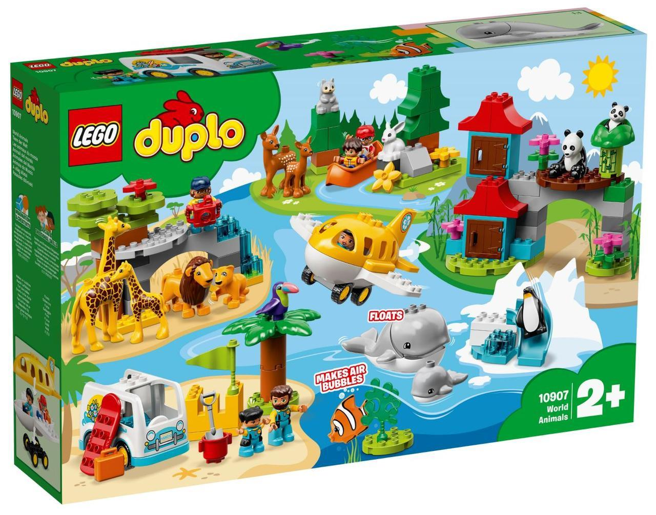 Lego Duplo Тварини світу 10907