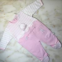 Комбинезон для малыша (1-3 месяца)