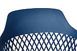 Стул LAVANDA синий полипропилен (бесплатная доставка), фото 8