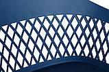 Стул LAVANDA синий полипропилен (бесплатная доставка), фото 9