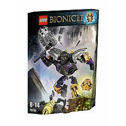 Lego Bionicle Онуа - Повелитель Земли 70789