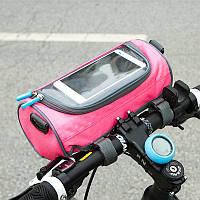 Сумка для велосипеда Genner фуксия 02017/04, фото 1
