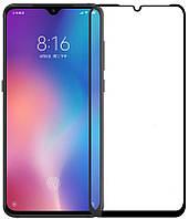 Защитное стекло 5D, 9H Полной оклейки для Xiaomi Mi 9 Lite, Xiaomi Mi CC9, Захисне скло
