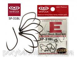 Крючки Vanfook для блесен одинарные SP-31BL