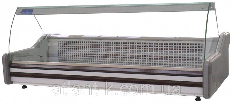 Витрина холодильная настольная ВХСн - 1.0