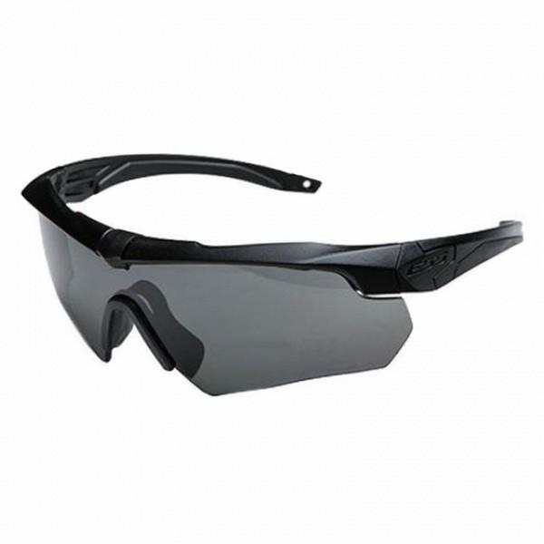 Очки тактические ESS Crossbow (5 цвет. линз, очки для линз с диоптриями, резинка), жесткий кейс