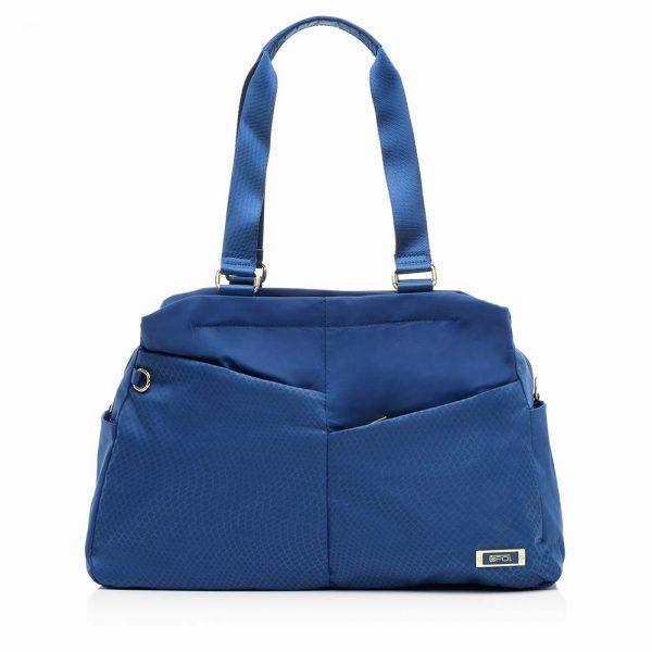Дорожня сумка Epol 9262 синій