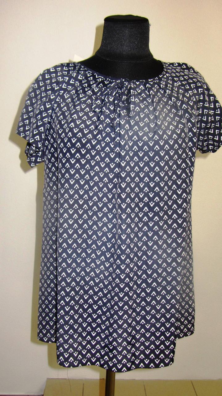 Модные блузки, тонкая вискоза , холодок ,100% вискоза , 50,52,54,56, БЛ 037-8.