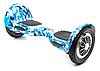 Гироборд Зеленая Илюзия  Гироскутер Сигвей Гіроскутер гіроборд сігвеї 10, фото 2