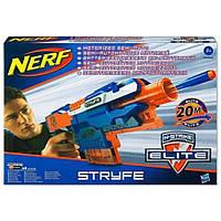 Игрушечное оружие Hasbro Бластер Элит Страйф (A0200)