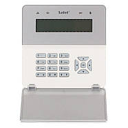 Клавиатура со считывателем карт Satel INT-KLFR-SSW, фото 2