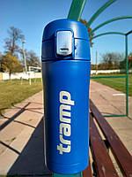 Термокружка Tramp 0,35 л синій TRC-106-blue. Кружка термос 350 мл.