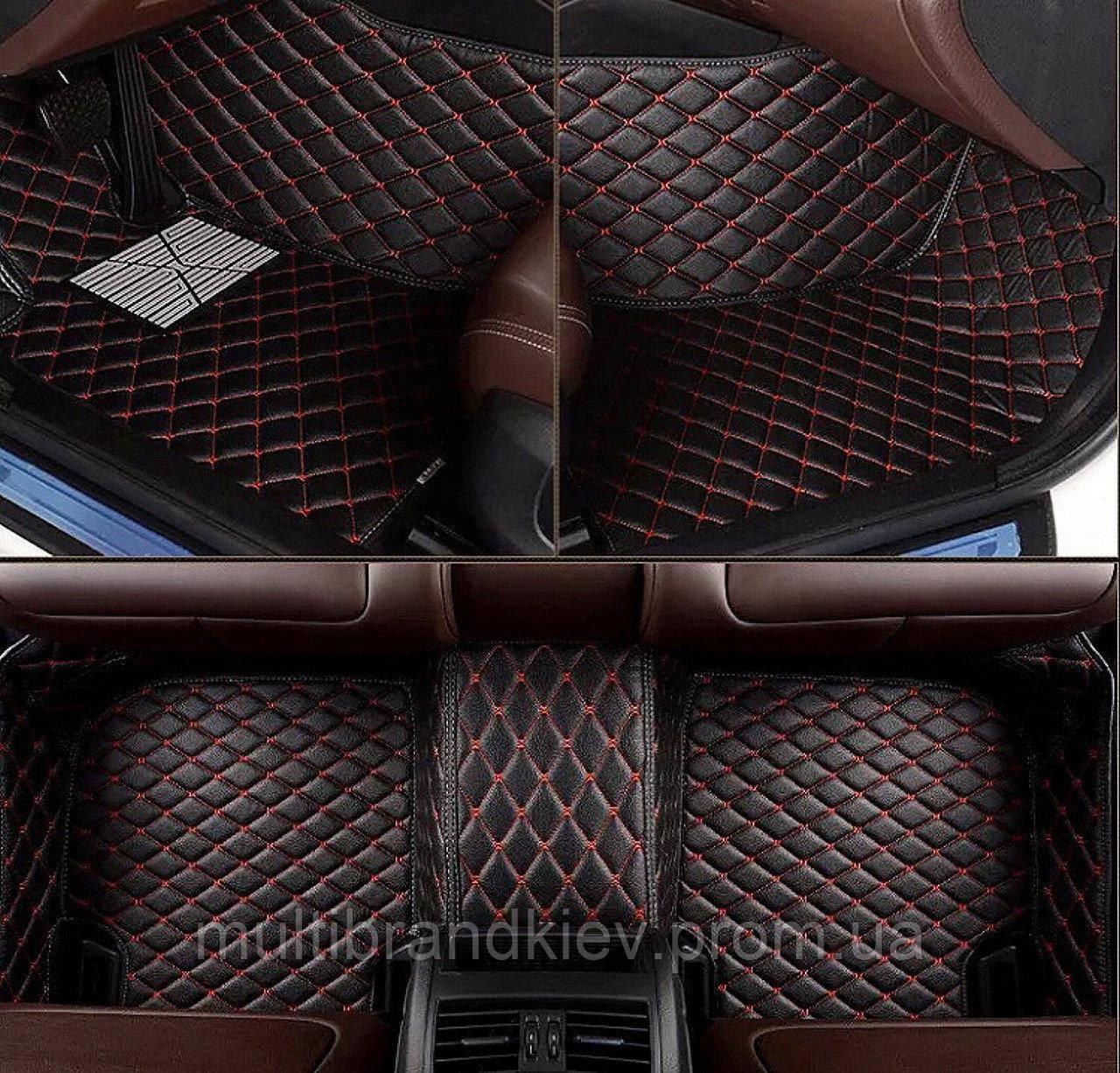 Коврики Комплект Салон Bmw 5 series F10 2012-