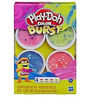 """Набор Play-Doh """"Взрывные цвета"""", Hasbro, E8060"""