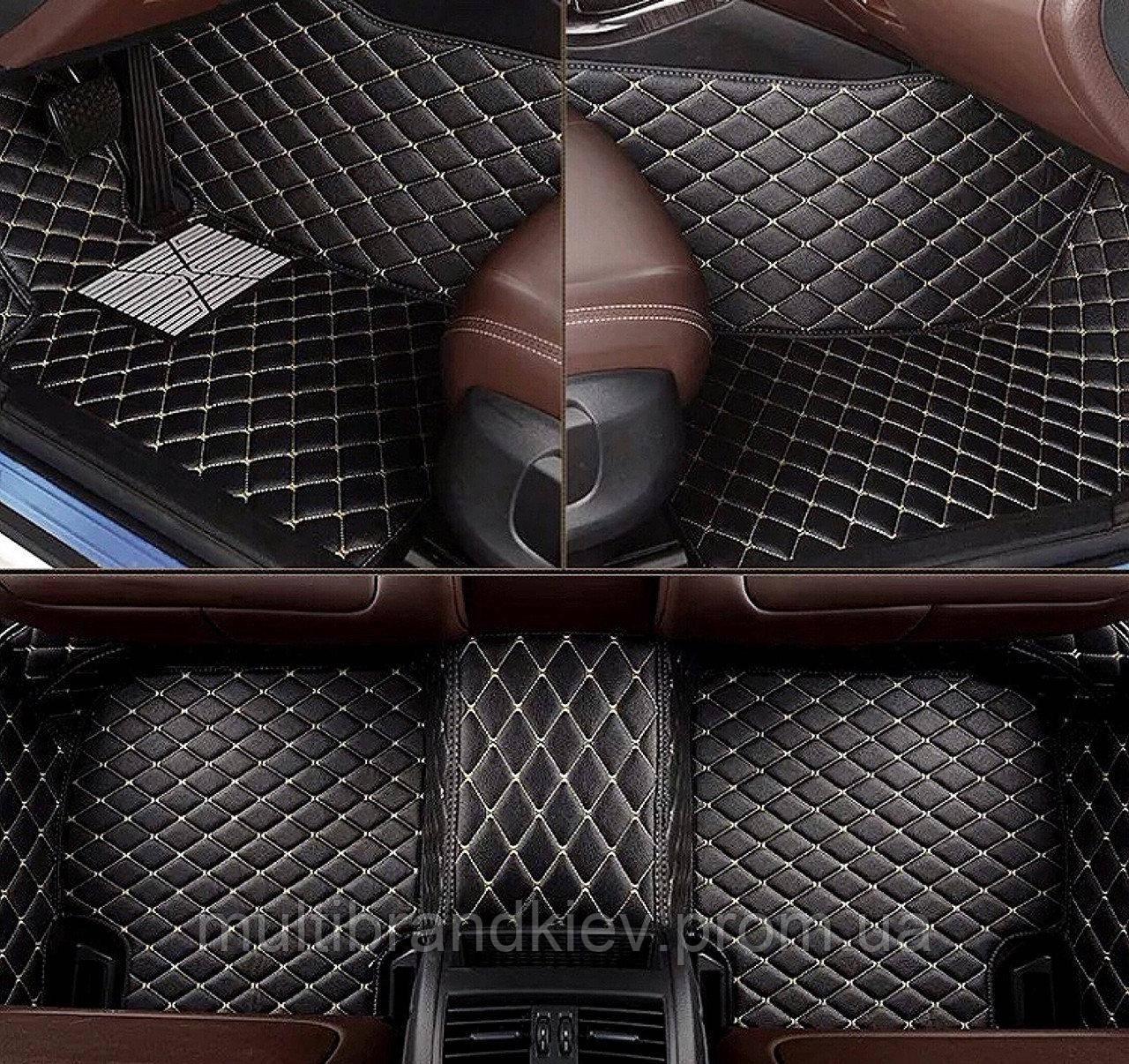 Коврики Комплект Салон Audi Q7 2010-