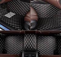 Коврики Комплект Салон Audi Q7 2010-, фото 1